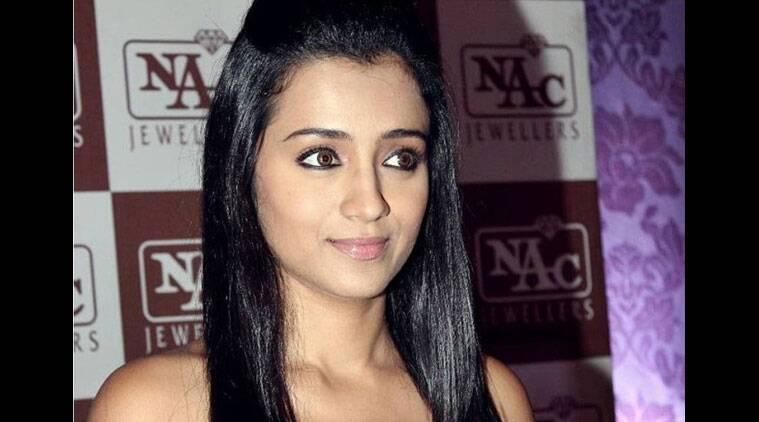Trisha Krishnan在'Nayaki'播放了一个20岁的人:导演