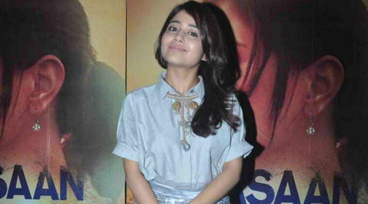 Shweta Tripathi说,必须在电影中支付电影资产的价格