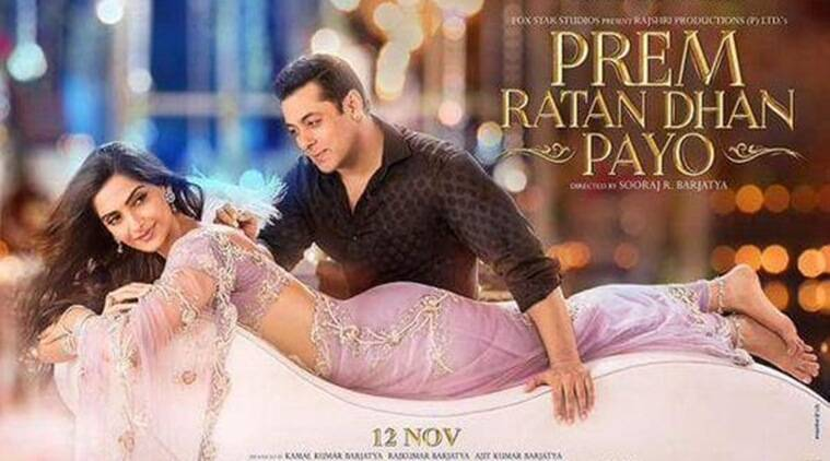 Prem Ratan Dhan Payo:Salman Khan电影是关于一个无辜的男人和一个公主