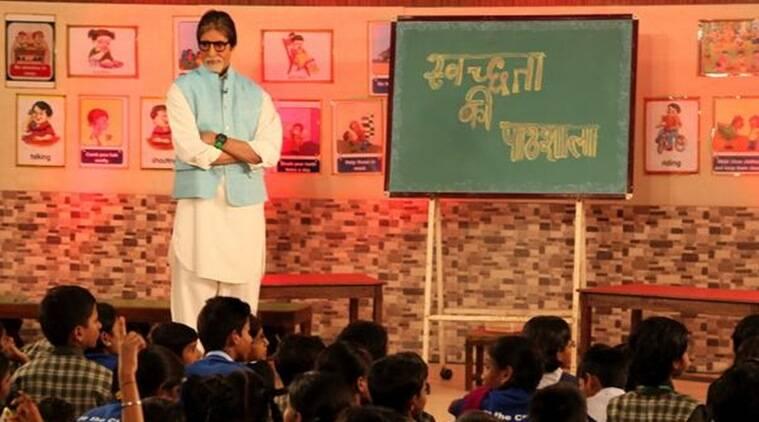 孩子们是自由的,需要向他们学习:amitabh bachchan.