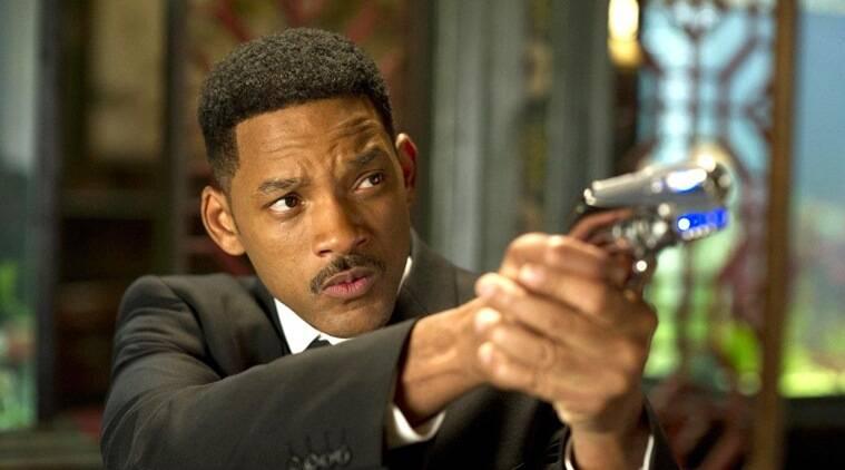 """""""男人在黑色""""的发展中的复兴没有威尔史密斯"""
