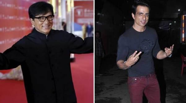 Sonu在好莱坞电影中兴起了Jackie Chan对面的明星