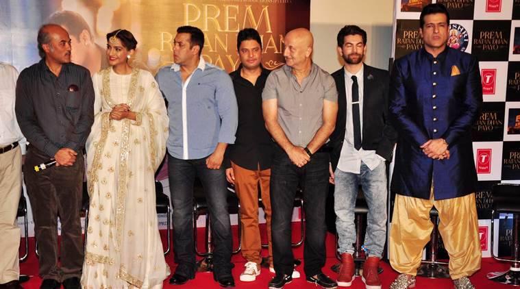 关于Salman Khan没有假装:anupamher.