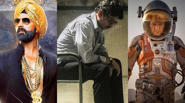 '辛格是Bliing','Talvar','Martian' - 今天的三部三部类型发布
