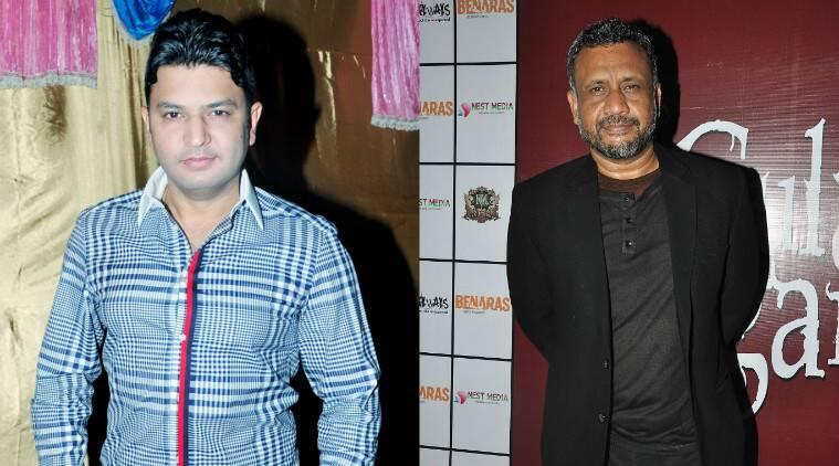 Anubhav Sinha,Bhushan Kumar Reunite为'tum bin 2'