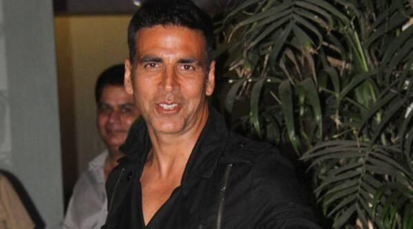"Akshay Kumar将亲笔签名门票的""辛格是Bliing""的粉丝"