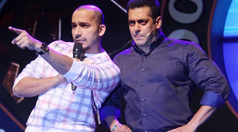 """我与""""Bigg Boss""""参赛者分享了我的经历:Salman Khan."""