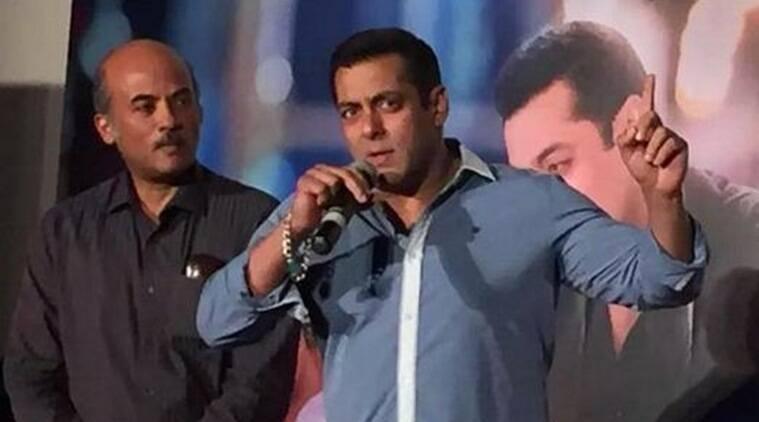 不要让艰难时期影响我的电影:Salman Khan.