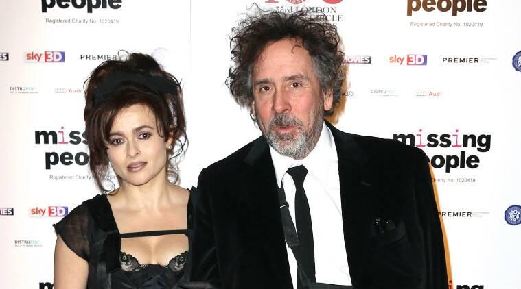 Helena Bonham Carter仍然是Ex Tim Burton的朋友