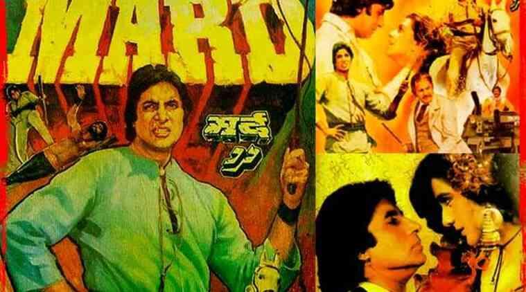 Amitabh Bachchan Starrer'Mard'转身30