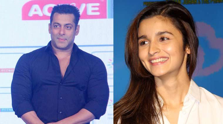 Salman Khan是Shaandaar,说Alia Bhatt