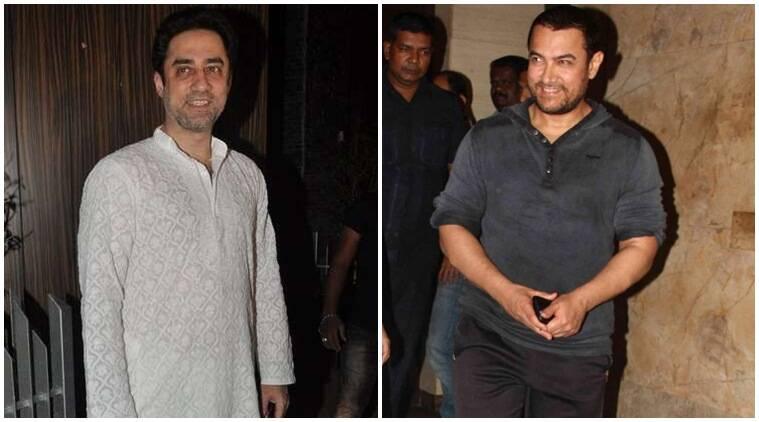 费萨尔汗开辟了关于传闻的精神疾病和他的超级明星兄弟姐妹Aamir Khan