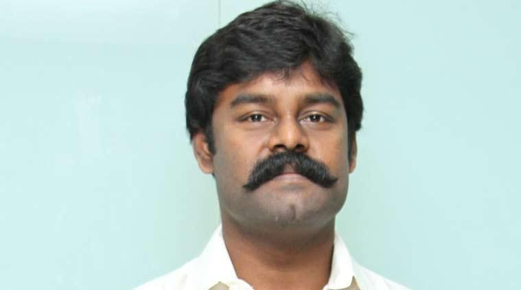 生产者R.K.Suresh在Vishal'Marudhu'播放Baddie