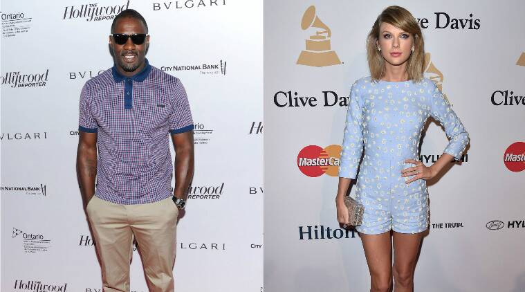 Taylor Swift,Idris Elba到2016年联合主席Met Gala
