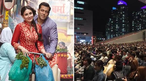 Salman Khan的'Bajrangi Bhaijaan'在釜山中获得卵巢