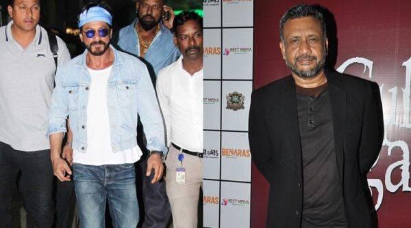 Shah Rukh Khan,Anubhav Sinha致手造成一个原因
