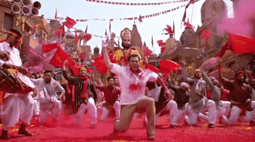 "Bombay High Court从Salman Khan的'Bajrangi Bhaijaan'中解雇了""Selfie""的歌曲"