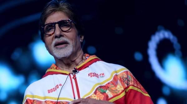 Amitabh Bachchan星期二举行了虎驻老虎大使
