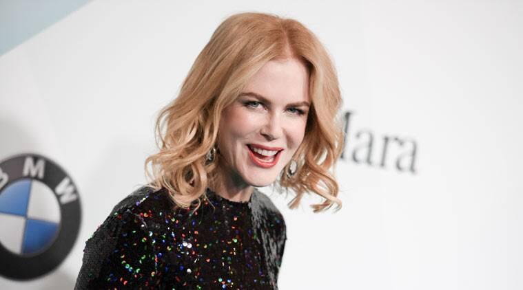 Nicole Kidman'吓坏了,令人兴奋地'回归剧院
