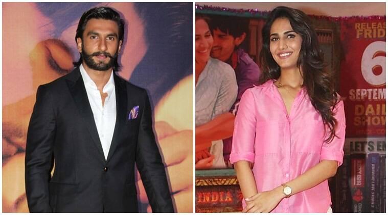 Vaani Kapoor浪漫Ranveer Singh在'Befikre'