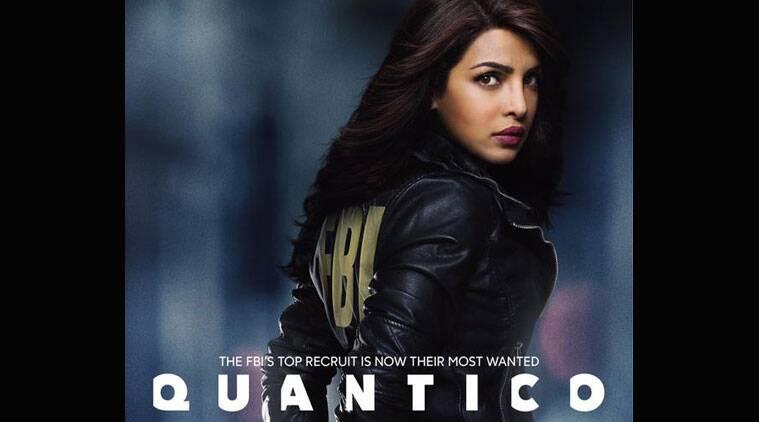 "Priyanka Chopra错过了""Quantico""呼喊中的父亲"
