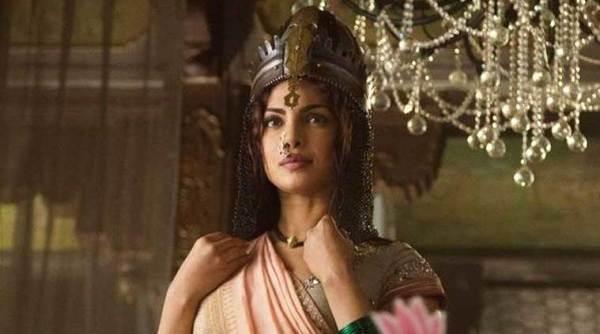 我生命中的'Bajirao Mastani'里程碑:Priyanka Chopra.