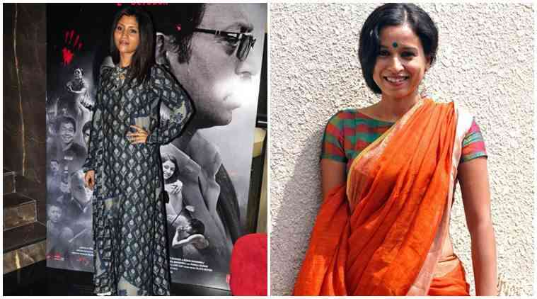 'Ahalya'制造商回到了'Nayantara的项链'主演Konkona Sen Sharma和Tilotama Shome:观看预告片