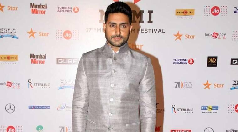 """Abhishek Bachchan在""""DHOM""""系列中没有意识到下一期"""