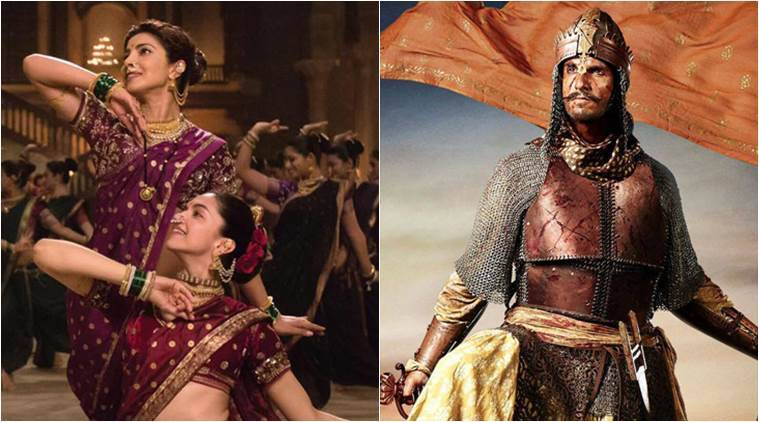 Bajirao Mastani评论,一半星:Deepika Padukone电影最终成为一个服装戏剧