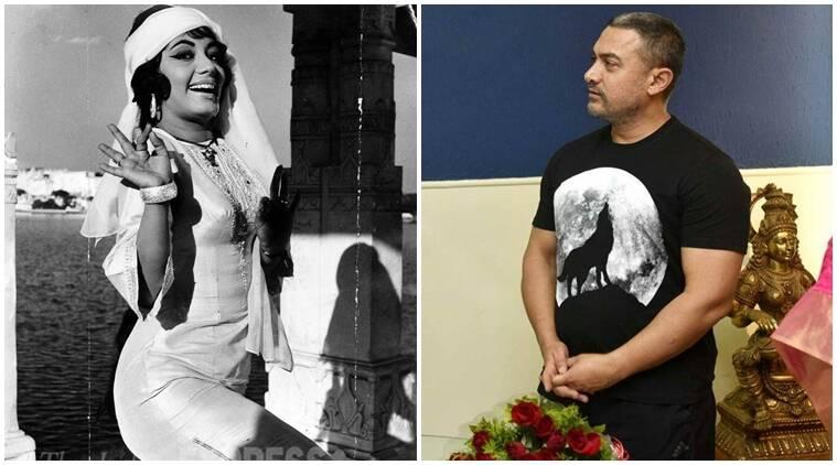 我将永远是你的风扇:Aamir Khan在Sadhana