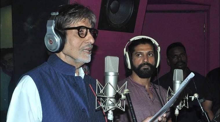 Amitabh Bachchan的圣诞节技术蓝调