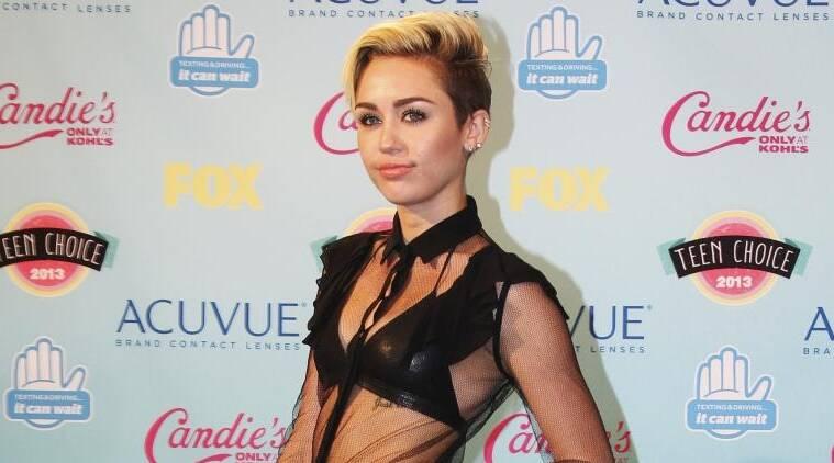 Miley Cyrus作为吃饭的借口