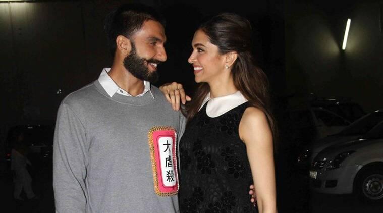 看不到我生命中发生的爱三角形:Ranveer Singh.