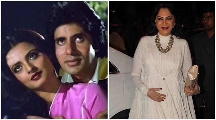 询问Rekha关于Amitabh Bachchan很容易:Simi Garewal.