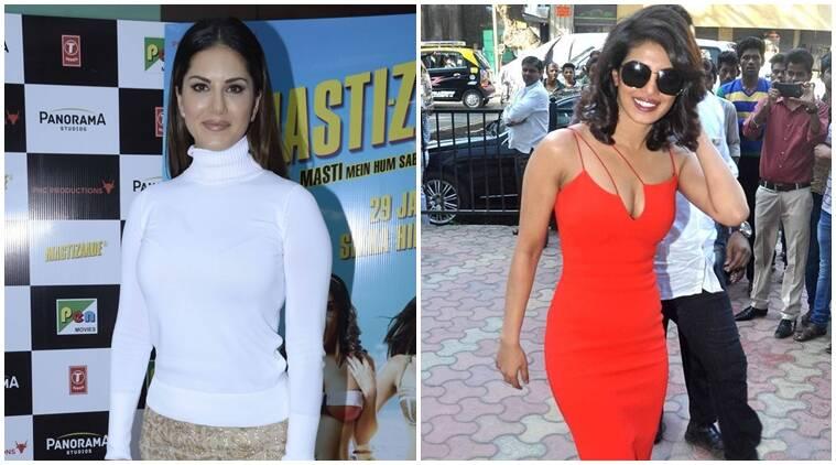 Sunny Leone令人惊叹:Priyanka Chopra.