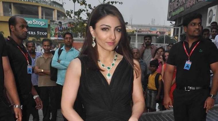 在印度需要更多英俊的演员:Soha Ali Khan.