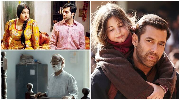 Bajrangi Bhaijaan,Court,Dum Laga Ke Haisha:印度快递'Shubhra Gupta的2015年前12部电影