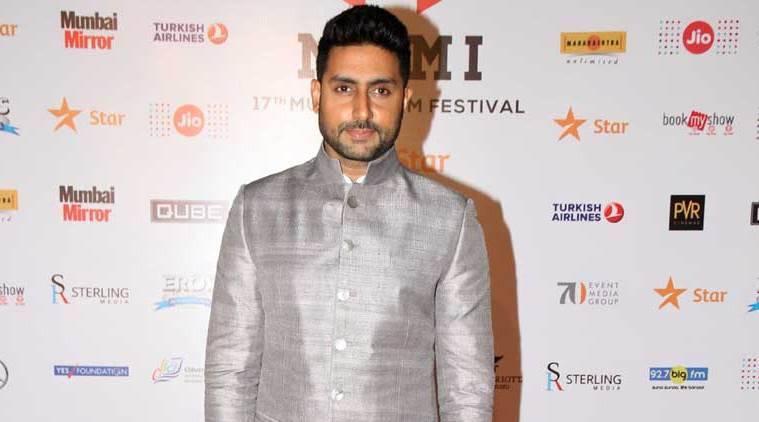 Abhishek Bachchan热衷于成为政府计划的品牌大使
