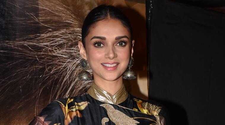 'Wazir'女演员Aditi Rao Hydari希望做一个舞蹈电影