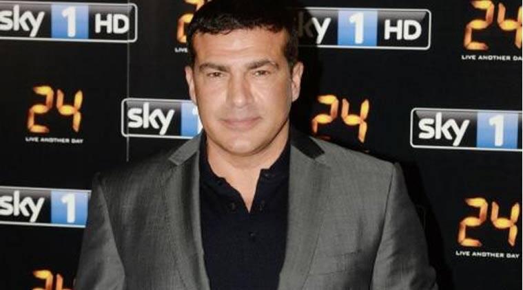 Tamer Hassan在'Thrones游戏中的明星