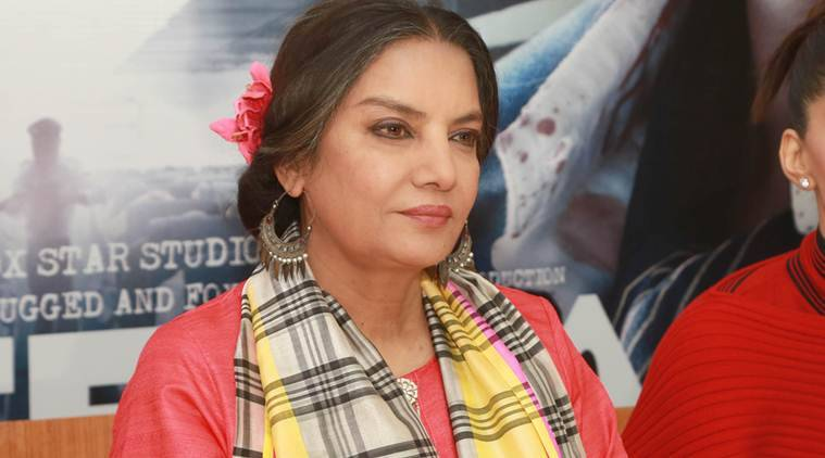 Shabana Azmi:这是印地迪电影业的快乐时光