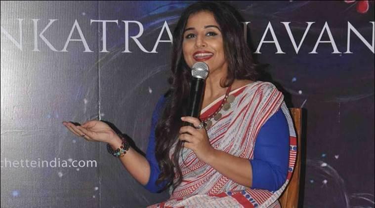 Vidya Balan在3月开始为Kahaani 2开始射击