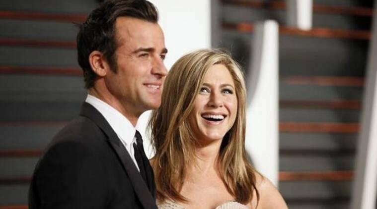 Jennifer Aniston非常有趣,Justin Theroux说
