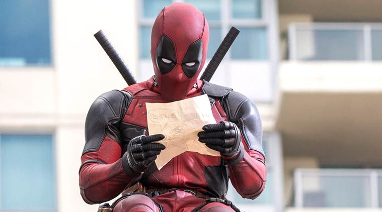 Deadpool电影评论:在瑞安雷诺德电影中没有任何事情发生