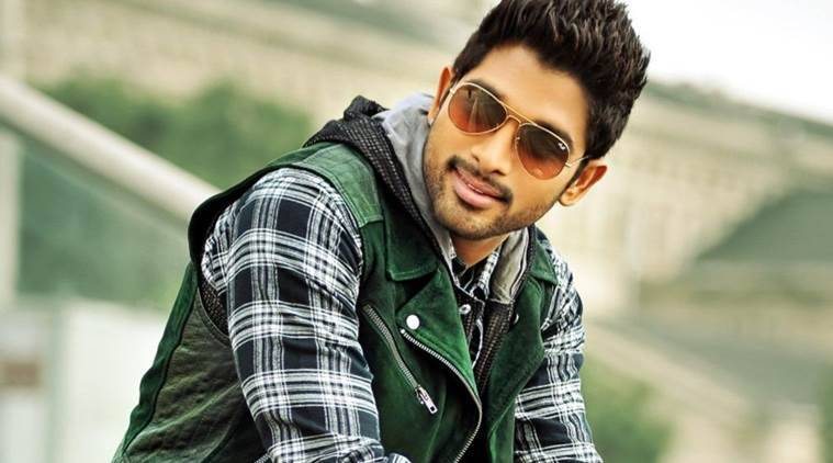 Allu Arjun让歌手为'Sarainodu'