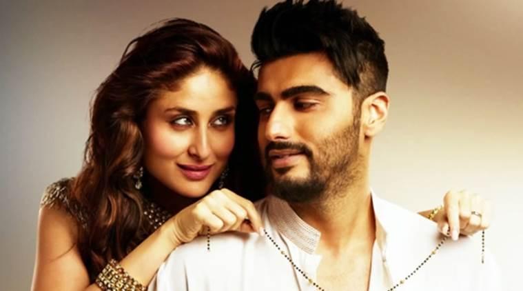 不能与我的'ki和ka'的性格相关:Arjun Kapoor.