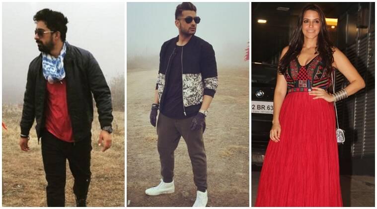 Rannvijay Singha,Neha Dhupia,Karan Kundra为'Roadies X4'事故受害者祈祷