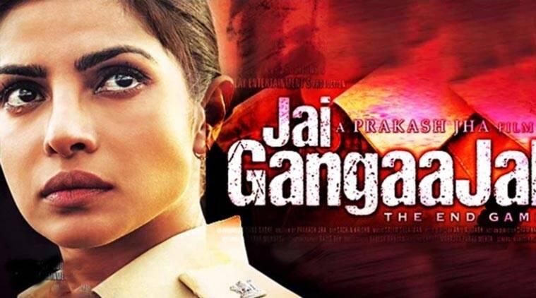 jai gangaajal是一个惊人的经历:Priyanka Chopra.
