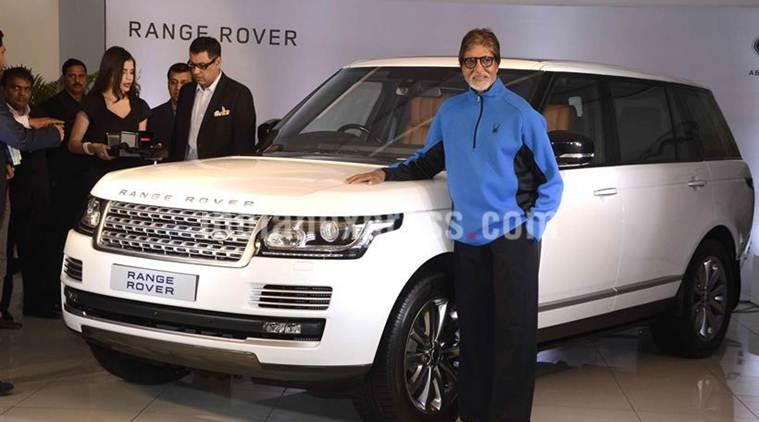 Amitabh Bachchan获得了新的陆地虎
