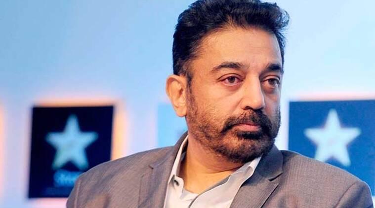在进步状态反对审查员的战斗:Kamal Haasan.